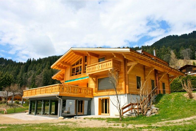 Gaborin house constructions