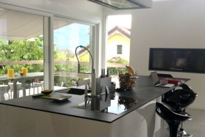 House extension Ollon Chablais